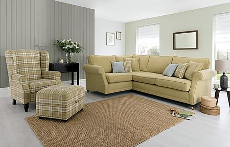 The ScanThor Viscount corner suite